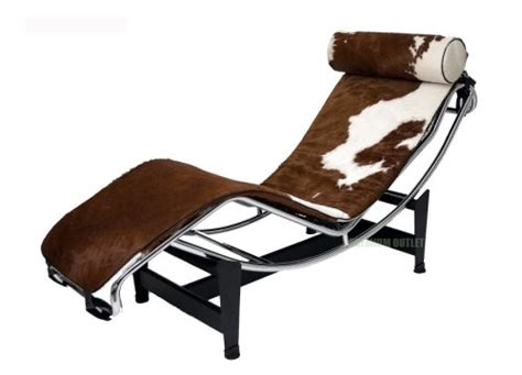 where to buy le corbusier chaise lounge chair lc4 brown