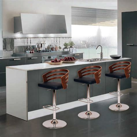 Kitchen Bar Counter Ideas - 15 best swivel bar stools for your kitchen ward log homes