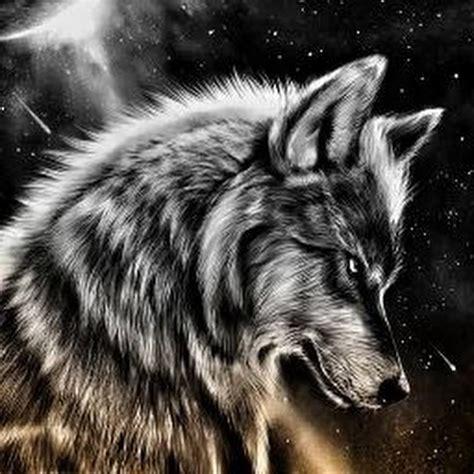 Alpha Wolf Blue - YouTube