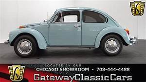 1973 Volkswagen Super Beetle Gateway Classic Cars Chicago