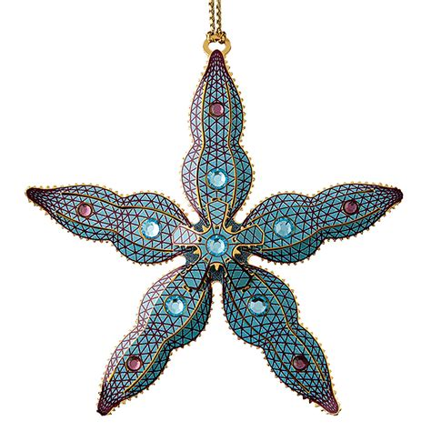 starfish ornament chemart ornaments solid brass ornament