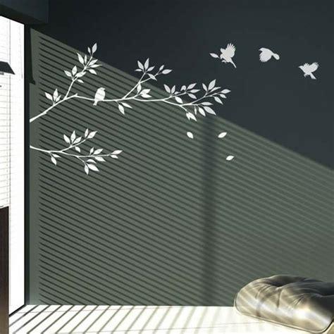 Wände Selbst Gestalten wandaufkleber selbst gestalten 30 originelle vorschl 228 ge