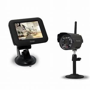 Video Surveillance Sans Fil : extel kit de surveillance sans fil ext rieur o cup achat ~ Dailycaller-alerts.com Idées de Décoration