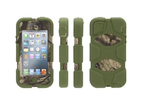 rugged iphone 5s griffin iphone 5 5s se rugged survivor all terrain