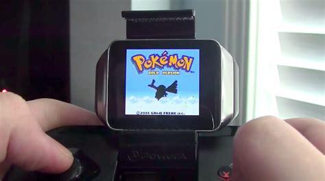 gameboy color emulator boy color emulator with bt controller on android wear