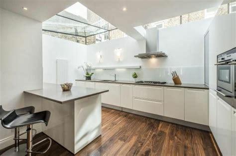 credence cuisine lumineuse verre pour credence cuisine maison design bahbe com