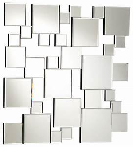 Contemporary Wall Mirrors Decorative Design : Create