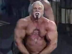 What happened to Scott Steiner's chest? - YouTube