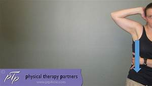 Self Massage To Aid In Lymphatic Drainage Physical Therapy