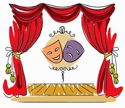 Clipart Theatre Children February Acting Webstockreview Saturday
