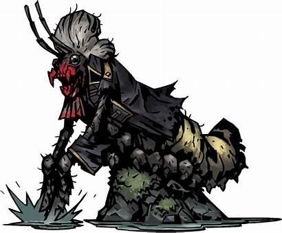 Darkest Dungeon Monsters Vampires Artificer Kor Homebrew
