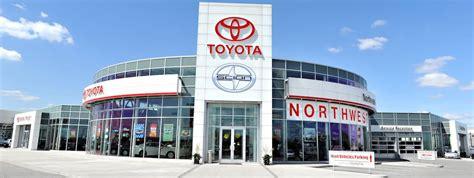 new toyota dealership brton toyota dealership northwest toyota dealer ontario