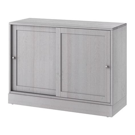 Ikea Sideboard Canada by Ikea Havsta Cabinet With Base Gray In 2019 Products