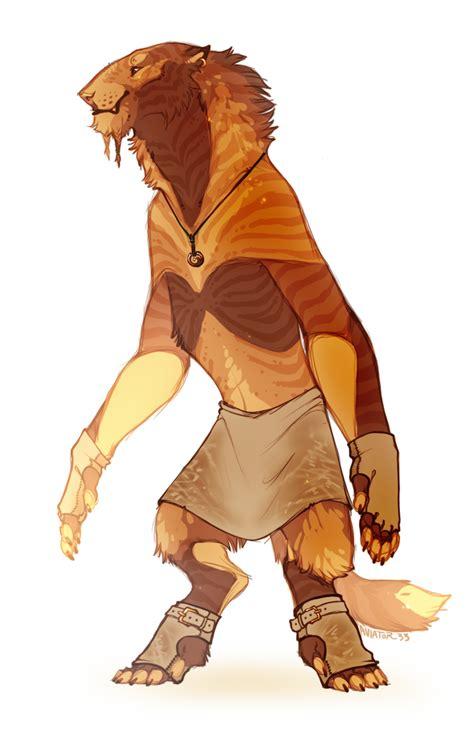 bear tiger blacksmith  hauket  deviantart