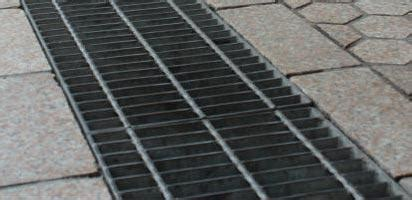 12 quot x36 quot stainless metals depot steel trench drain grate 1 1 2 x 12 inch