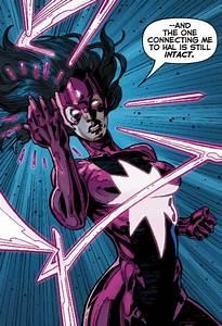 Star Sapphire(Carol Ferris) | Green Lantern | Pinterest