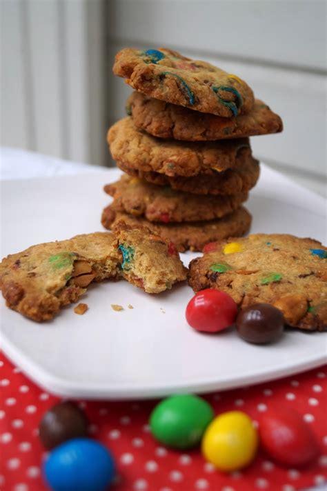 marmitons recettes cuisine cookies aux m m 39 s et au peanut butter blogs de cuisine