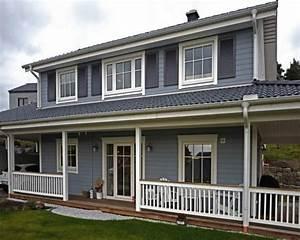 Welche Farbe Hat Das Weiße Haus : ber ideen zu hausfassade farbe auf pinterest ~ Lizthompson.info Haus und Dekorationen