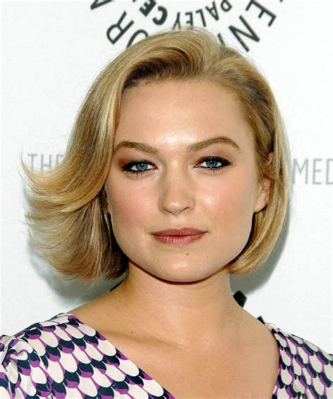 Sophia Myles Hairstyles for 2018   Celebrity Hairstyles by