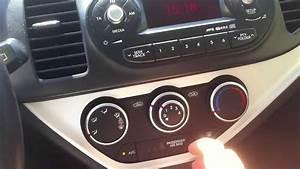 Kia Picanto Ex  Morning  2013 Interior Dashboard And