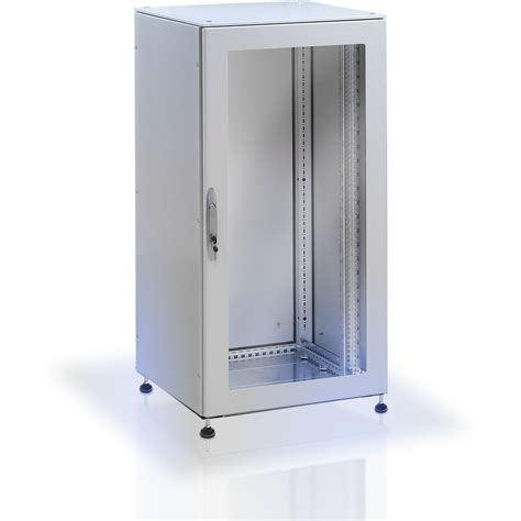 armadio rack usato armadio rack 19 a pavimento 42u grigio ip55 porta cieca