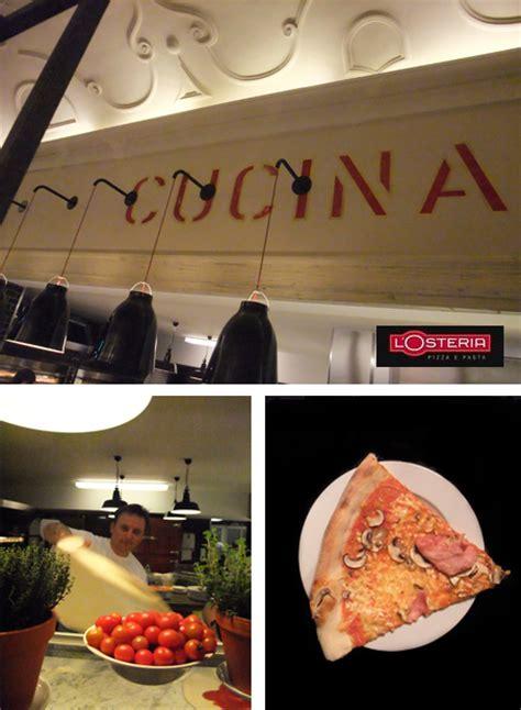 losteria pizza pasta im kuenstlerhaus dinnerscout