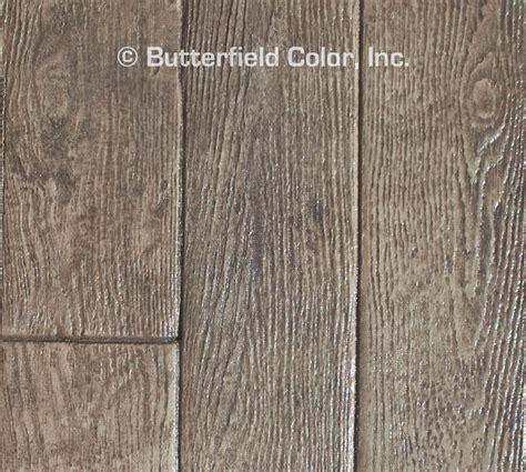 butterfield color butterfield color 6 wood planks concrete st cascade