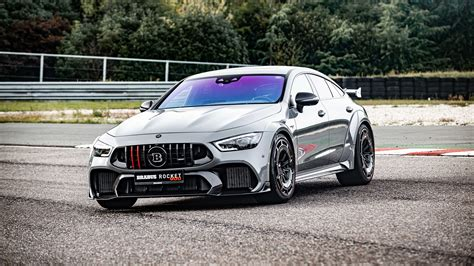 Yesterday we received a few camouflaged teasers. Brabus Rocket 900 One of Ten Mercedes-AMG GT 63 S 4MATIC+ 5K Wallpaper | HD Car Wallpapers | ID ...