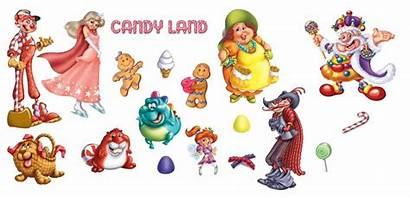 Characters Candyland Candy Land Character Clipart Board