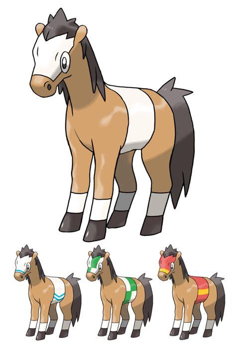 fakemon horse deviantart fan long