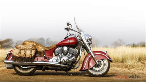 Review Indian Chief Vintage by Indian Chief Vintage Ride Review Bikewale