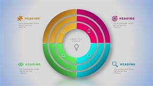 How To Design Circle Chart Infographic In Microsoft Office