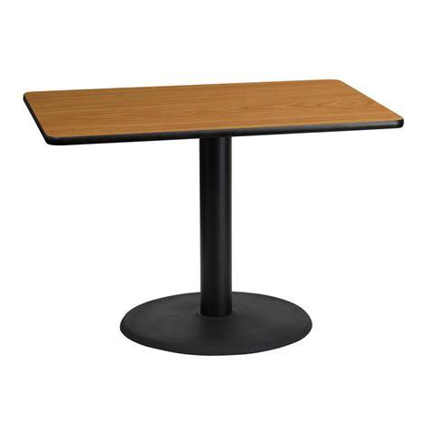 30 round table top flash furniture 30 39 39 x 42 39 39 rectangular natural laminate
