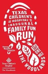Texas Children's Hospital Family Fun Run - Woodlands ...