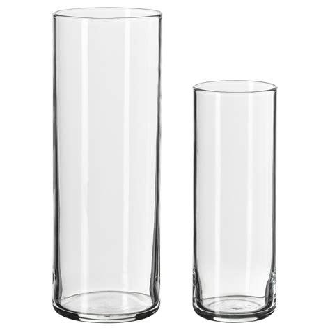 Ikea Vase Weiß by Cylinder Vase Set Of 2 Ikea 4pounds Flat Decor