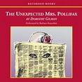 The Unexpected Mrs. Pollifax Audiobook | Dorothy Gilman ...