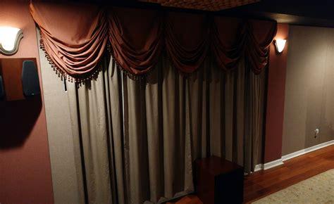 curtains screen image audioholics