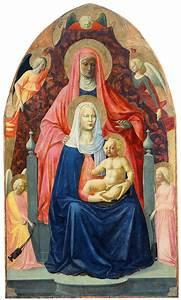 Virgin and Child with Saint Anne (Masaccio) - Wikipedia