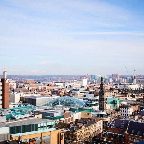 Why Leeds City Region? - LEP | Business support and finance