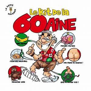 Cadeau Homme 60 Ans : t shirt homme kit 60 aine ~ Teatrodelosmanantiales.com Idées de Décoration