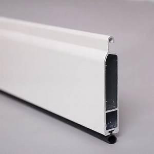 Lame Volet Roulant Alu : lame finale en aluminium avec joint pour volet roulant 12x65 mm ~ Melissatoandfro.com Idées de Décoration