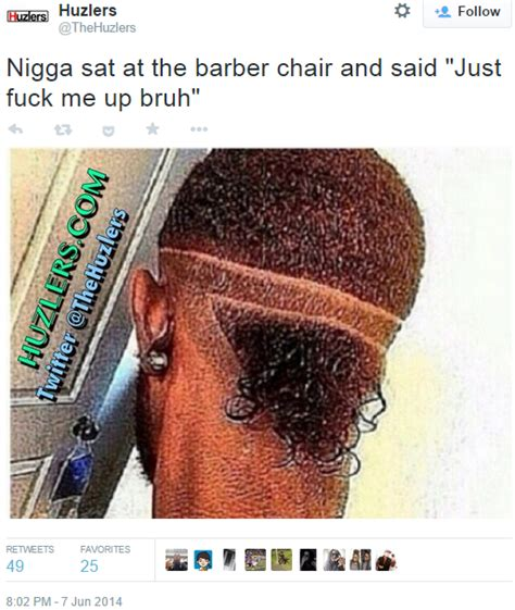 Fuck Life Meme - the barber know your meme