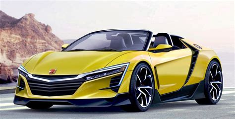 2019 Honda S2000 Release Date Price Specs Rumors