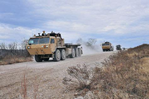 ferngesteuerte militaer trucks  militaer testet autonomes