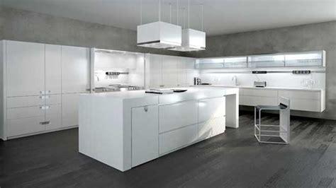 plan de travail cuisine blanc laqué decoration cuisine style provencale