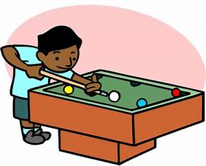 Pool Moving Clipart