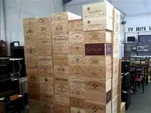 Caisse En Bois à Donner : cherche recherche caisse a vin en bois vide gratuit ~ Louise-bijoux.com Idées de Décoration
