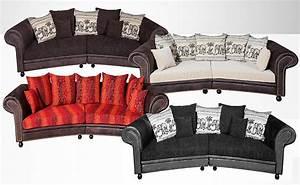 Das Sofa Oder Der Sofa : big sofa bigsofa xxl kolonialstil couch afrika web ~ Bigdaddyawards.com Haus und Dekorationen