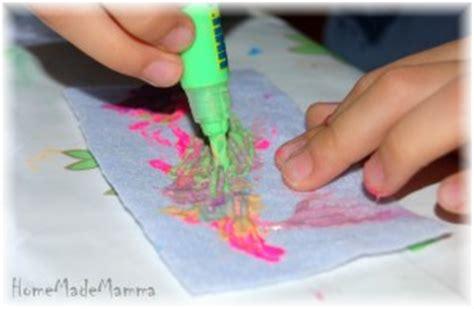 parlare della rabbia ai bambini creando mostri  feltro