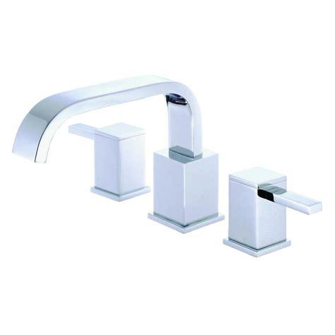 bathtub faucet kit danze reef 2 handle deck mount tub faucet trim kit